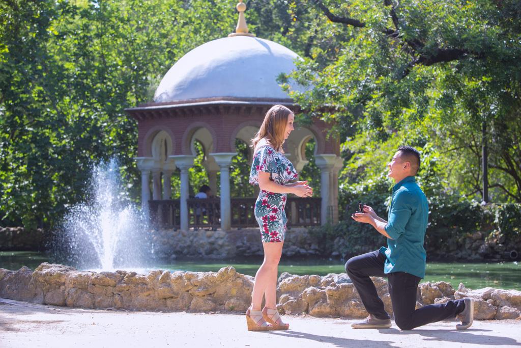 Secret proposal   Local Photo Tour