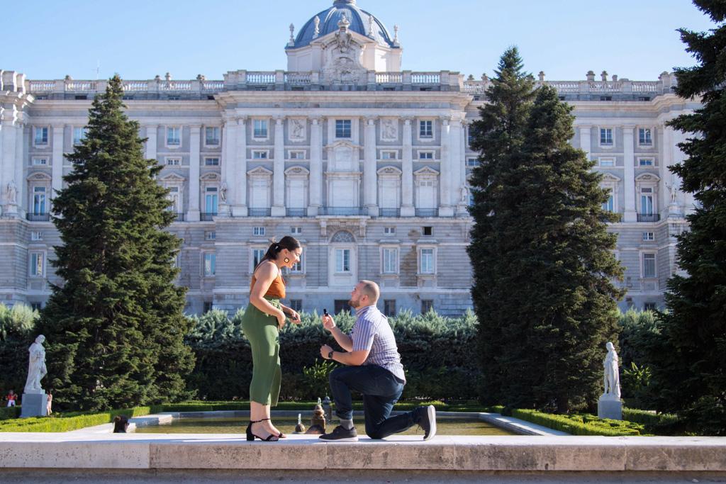 Secret proposal | Local Photo Tour