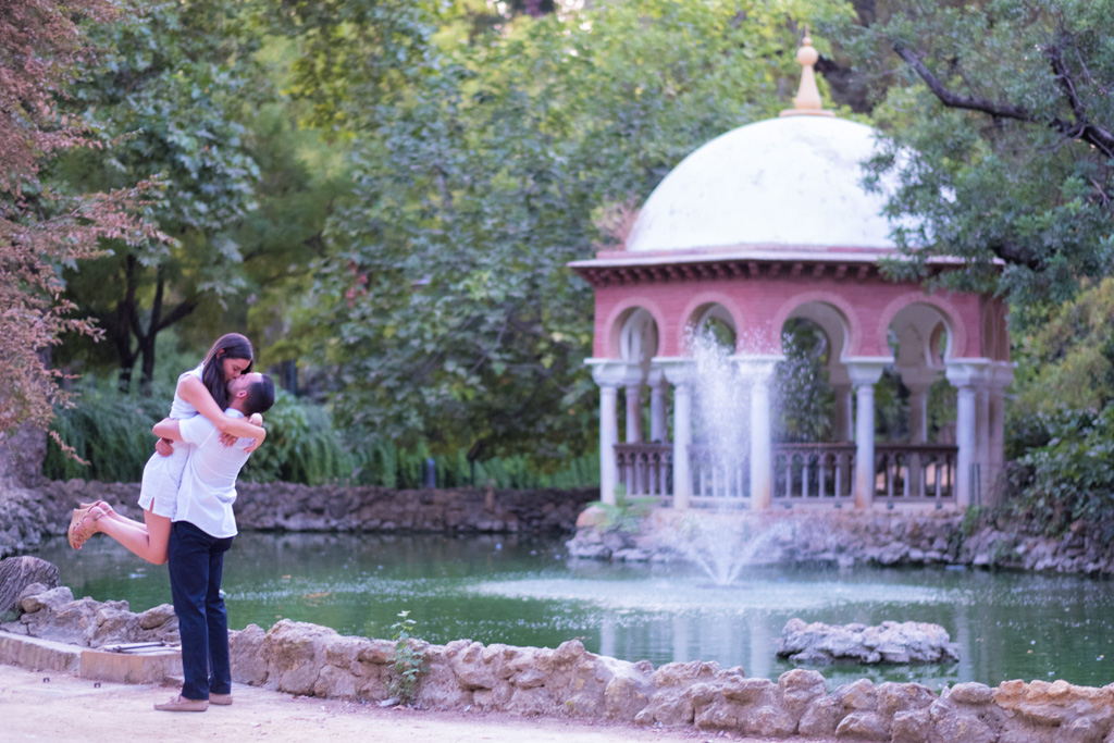 Seville - Parque María Luisa | Local Photo Tour
