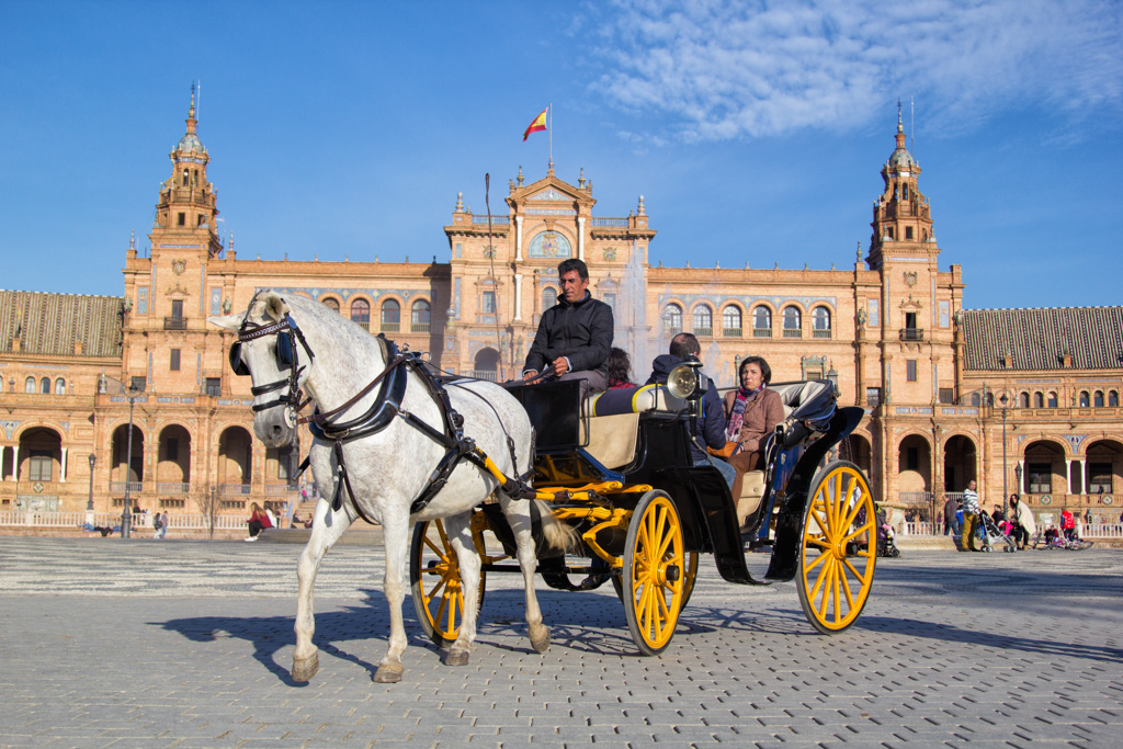 Seville - Plaza España | Local Photo Tour