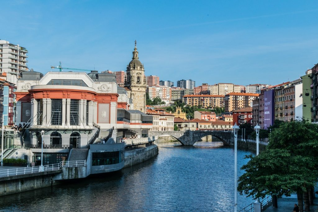 Mercado de La Ribera de Bilbao
