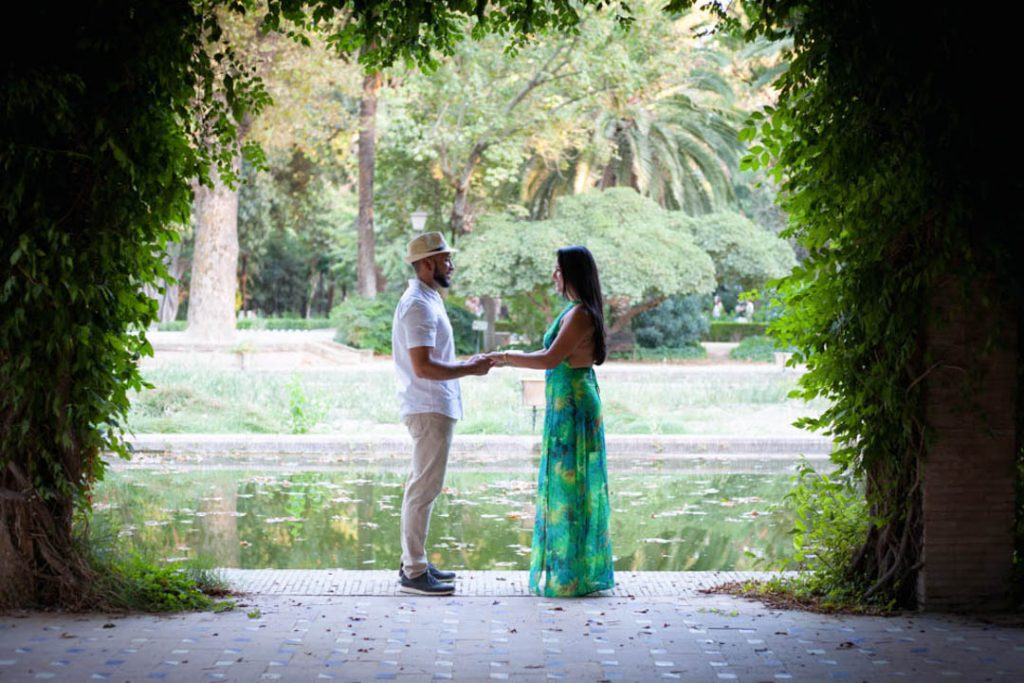 photographer for couples in Seville