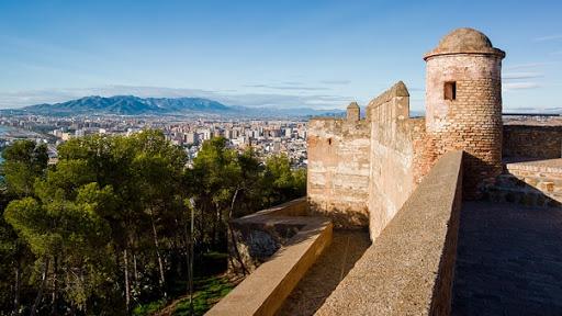 Insta-Worthy place in Malaga