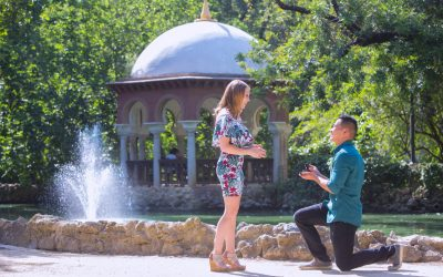 Where to propose in Malaga: 5 places for a marriage proposal